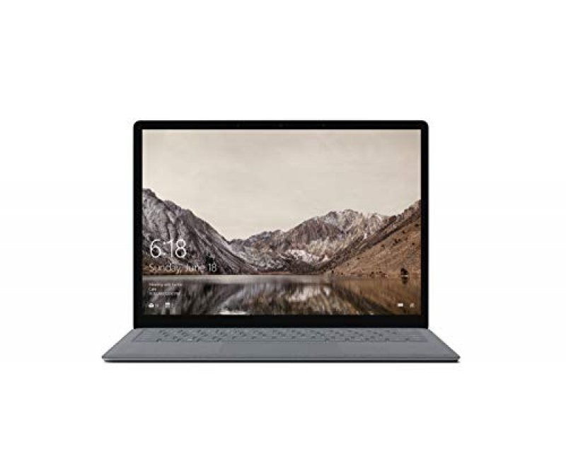 Microsoft Surface 1769 2018 13.5-inch Laptop (7th Gen Core i7/8GB/256GB/Windows 10 S/Integrated Graphics), Platinum NEW Surface Pro