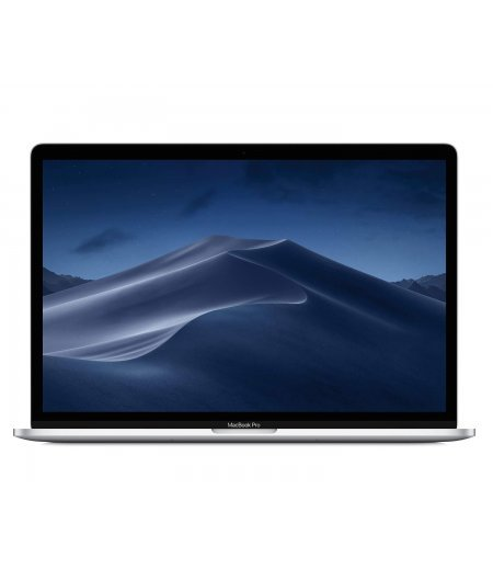 Apple MacBook Pro (15-inch Retina, Touch Bar, 2.6GHz 6-Core Intel Core i7, 16GB RAM, 256GB SSD) - Silver
