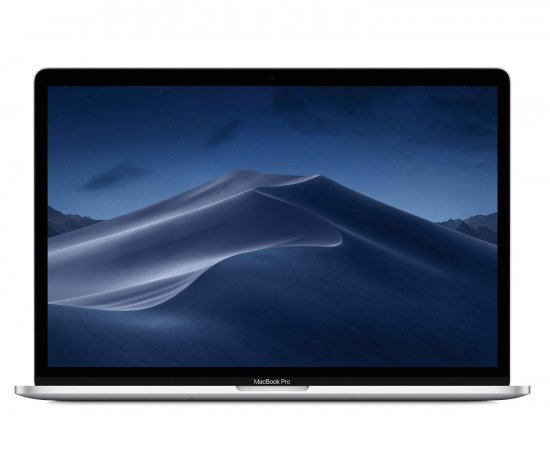 Apple MacBook Pro (15-inch Retina, Touch Bar, 2.6GHz 6-Core Intel Core i7, 16GB RAM, 256GB SSD) - Space Grey