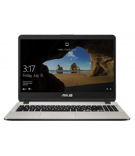 "ASUS X507UA Thin and Light Laptop (8th Gen Core i5 8250U, 8GB RAM, 1TB HDD, 15.6"" FHD, M.2 Slot, No ODD, Finger Print Reader, Windows 10, 1.68 Kg)"