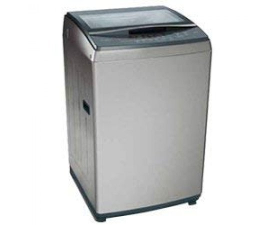 Bosch Top Loading 7.5 kg Washing Machine (WOE752D0IN, Dark Grey)