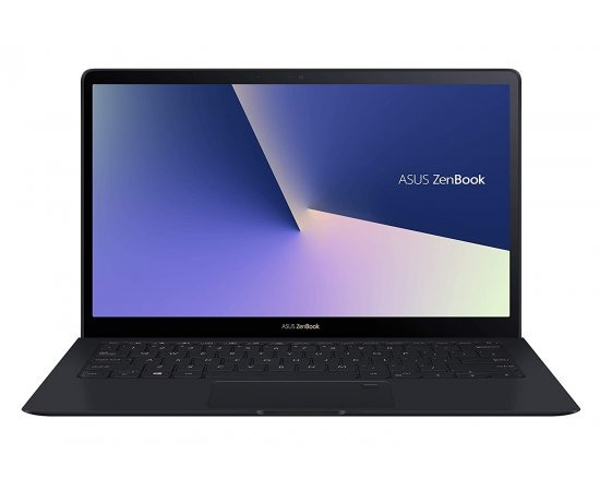 ASUS ZenBook S UX391UA 13.3-inch IPS Thin and Light Laptop (8th Gen Core i7-8550U, 16GB RAM, 512GB SSD,  Windows 10, Intel UHD Graphics 620 Graphics) Deep Dive Blue