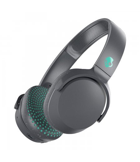 Skullcandy Riff S5PXW-L672 Wireless On-Ear Headphone (Gray/Speckle/Miami)