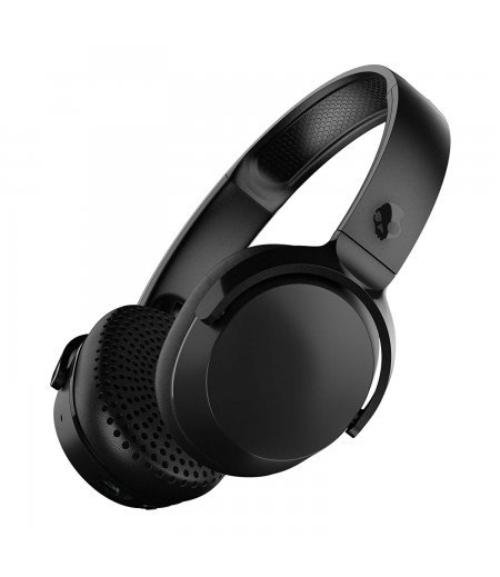 Skullcandy Riff S5PXW-L003 Wireless On-Ear Headphone (Black)