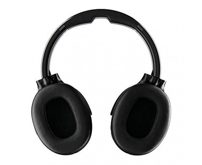 Skullcandy Venue S6HCW-L003 Wireless Over-Ear Headphone (Black) with Active Noise Cancellation