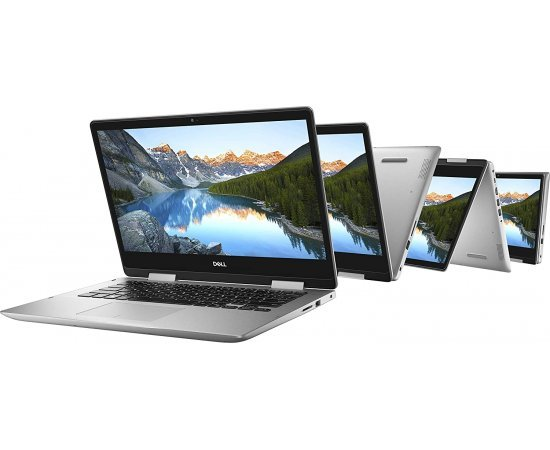 "Dell Inspiron 14 5482 2-in-1 Laptop (8th Gen Core i3 8145U, 4GB RAM,1TB HDD, 14"" FHD Touch, Windows 10, 3 Year Dell Warranty) (Dell Renewed)"