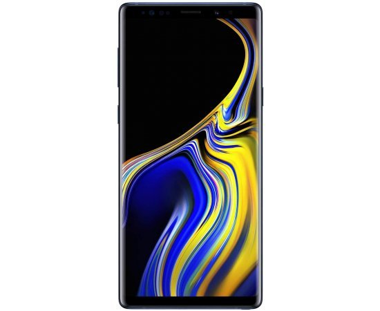 Samsung Galaxy Note 9 SM-N960FZBHINS (Ocean Blue, 512GB)