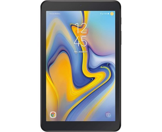 Samsung Galaxy Tab A 8.0 32 GB 8 inch with Wi-Fi+4G Tablet (Black)