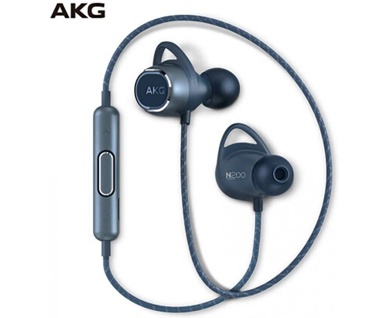 Samsung AKG-N200 Bluetooth Headphones - Blue