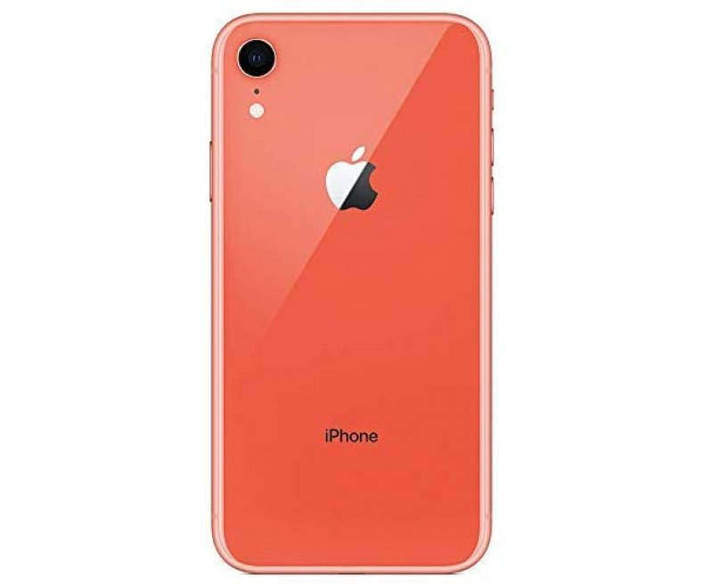 Apple iPhone XR (256GB) - Coral
