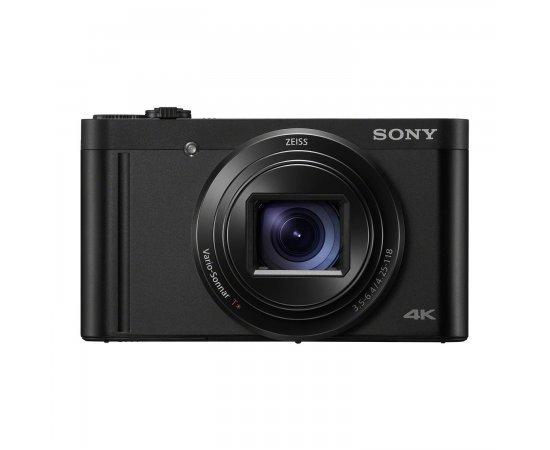 Sony Cybershot DSC-WX800 18.2MP Compact High-Zoom Camera with 4K Recording (Black)