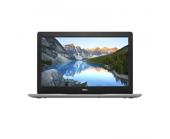 "Dell inspiron 3585 Laptop (AMD Rynzen 3 2200U, 4GB RAM, 1TB HDD, 15.6"" Full HD, Windows 10, Office H&S) Platinum Silver"