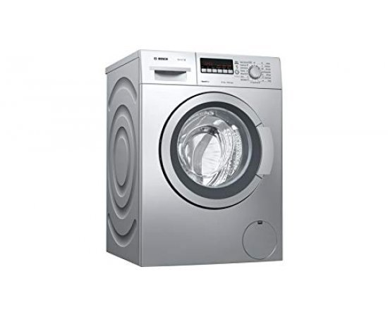Bosch Washing Machine, 6.5 Kg - WAK20267IN Silver