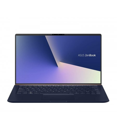 ASUS ZenBook 13 UX333FA 13.3-inch FHD IPS Thin and Light Laptop (8th Gen Intel Core i5-8265U, 8GB RAM, 512GB SSD, Windows 10, Integrated Graphics, 1.19 Kg) Royal Blue Metal