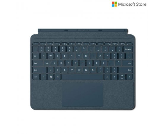 Microsoft Surface Go Type Cover - Cobalt Blue