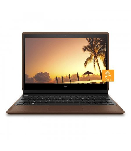 HP Spectre Folio 13.3-inch FHD Laptop (8th Gen Core i7 8th 8500Y, 16GB RAM, 512GB SSD, Win 10 Pro, MS Office, IR Camera, Cognac Brown Leather)