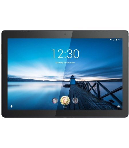 """Lenovo M10 X-605LC Variant 3 Tablet (Qualcomm Octa Core 1.8GHz, 4G Data + WiFi, 3GB RAM, 32GB Storage, 10"""" FHD, 8MP AF   5MP, 7000 mAh, Android 9.0)"""