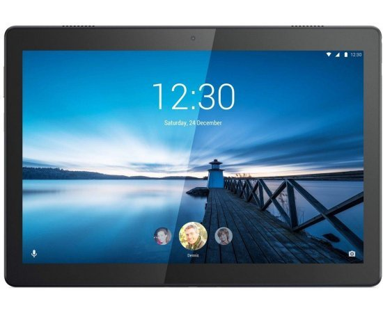 "Lenovo M10 X-605LC Variant 3 Tablet (Qualcomm Octa Core 1.8GHz, 4G Data + WiFi, 3GB RAM, 32GB Storage, 10"" FHD, 8MP AF 