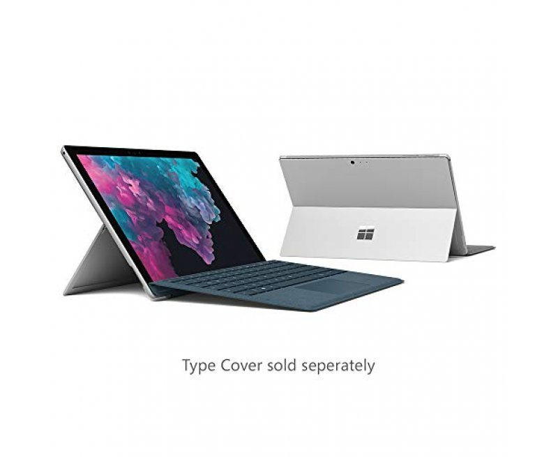 Microsoft Surface Pro 6 1796 2019 12.3-inch Laptop (8th Gen Intel Core i5-8250U Processor/8GB/128GB/Windows 10 Home/Integrated Graphics), Platinum