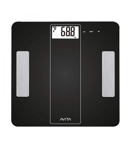 AVITA Modus MH100 Bluetooth Smart Scale (Black)