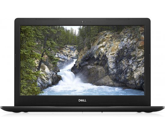 "Dell 3580 Laptop (8th Gen i5-8265U, 4GB RAM, 1TB HDD, 15.6"" FHD, Linux, Finger Print Reader), Black"