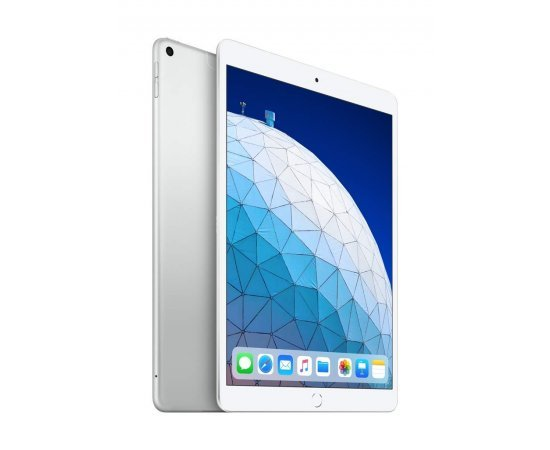 Apple iPad Air (10.5-inch, Wi-Fi + Cellular, 256GB) - Silver