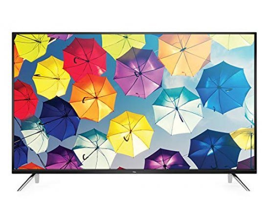 TCL 109 cm (43 inches) Full HD Smart LED TV 43S6500FS (Black) (2019 Model)