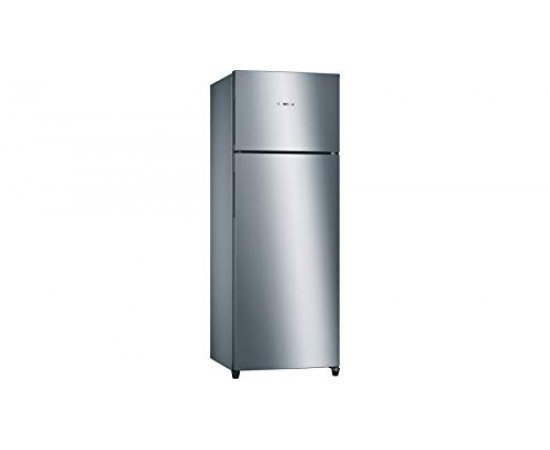 Bosch 288 L 3 Star Frost-Free Double Door Refrigerator with Metallic Look and Inverter Compressor KDN30VL30I