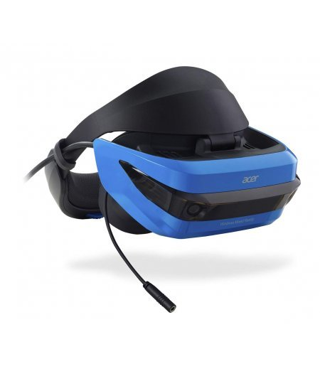 Acer AH101 Windows Mixed Reality Headset with Controllers (Black)