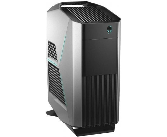 Alienware Aurora R7 Desktop (8th Gen Core i5 8600K, 8GB RAM, 1TB HDD, 4GB GTX 1050Ti Graphics, Windows 10, Alienware Standard USB 2.0 Keyboard, 1 Year Warranty)