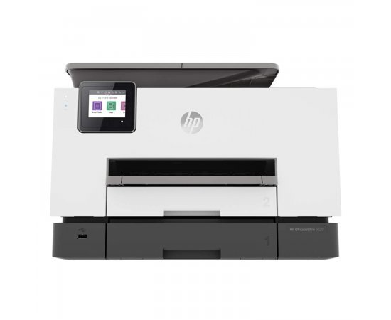 HP OfficeJet Pro 9020 All-in-One Wireless Smart Colour Printer with Auto-Duplex, ADF with Voice-Activated Printing (Works with Alexa & Google Assistant)