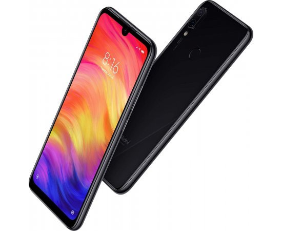 Redmi Note 7 Pro (Space Black, 128GB, 6GB RAM)
