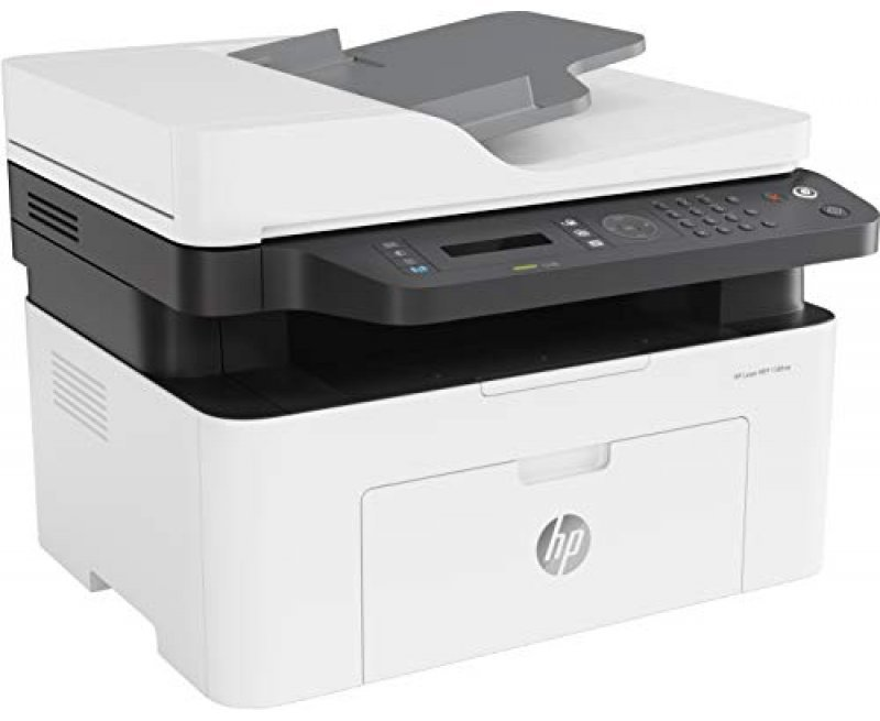 HP Laser MFP 138fnw Printer