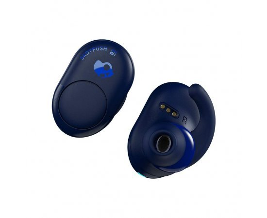Skullcandy Push S2BBW-M717 True Wireless Earbuds Indigo Blue
