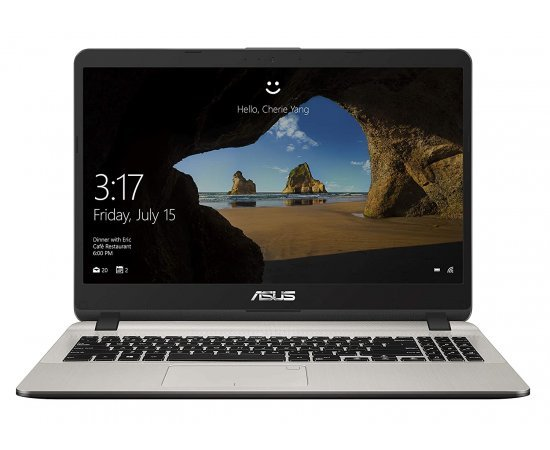 ASUS VivoBook X507UA Intel Core i5 8th Gen 15.6-inch FHD Thin and Light Laptop (4GB RAM, 1TB HDD, Windows 10, Integrated Graphics, 1.68 kg) Icicle Gold
