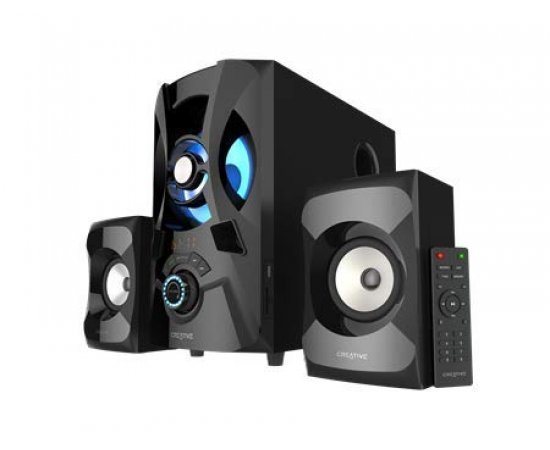 CREATIVE SBS E2900, 2.1 Powerful Bluetooth Speaker System with Subwoofer for TV, Computers, Laptops