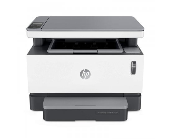 HP Neverstop Laser Multi-Function Direct Wi-fi 1200w Printer with Google Cloud Print (Print, Scan,Copy, Black)