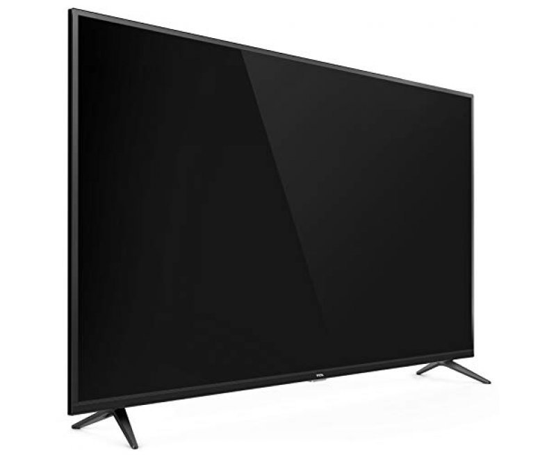 TCL 163.96 cm (65 inches) AI 4K UHD Certified Android Smart LED TV 65P8 (Black) (2019 Model)