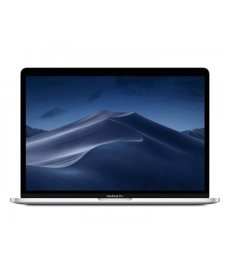 Apple MacBook Pro (13-inch, Touch Bar, 1.4GHz Quad-core Intel Core i5, 8GB RAM, 128GB) - Silver (Latest Model)