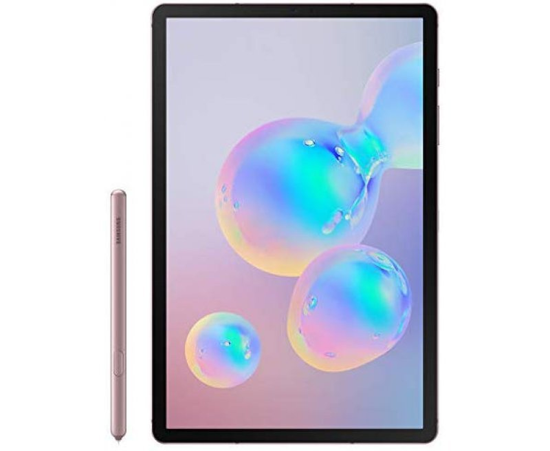 Samsung Galaxy Tab S6 128GB 10.5 inch with Wi-Fi+4G Tablet (Mountain gray)