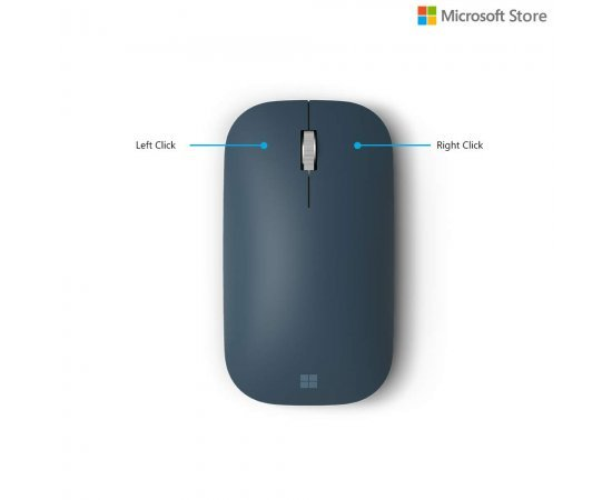 Microsoft Surface Mobile Mouse - Cobalt Blue