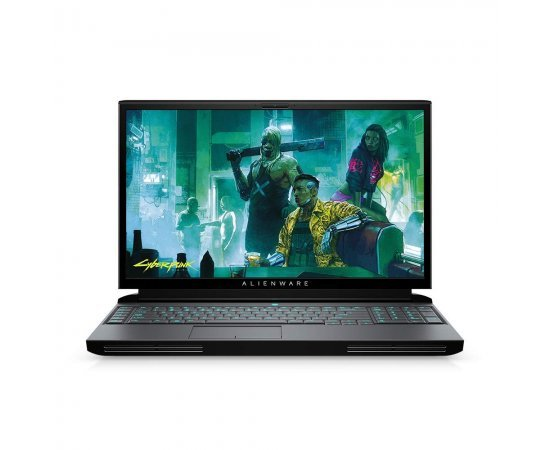"""Dell Alienware 17 Area 51m-R2 Gaming Laptop (10th Gen Core i7-10700K, 16GB RAM,1TB SSD, 8GB Nvidia RTX 2080 Graphics, 17.3"""" FHD 300Hz 300 nits, Backlit RGB Keyboard) Dark Side of the Moon"""