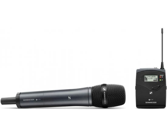 Sennheiser Portable Wireless Handheld Mic Set
