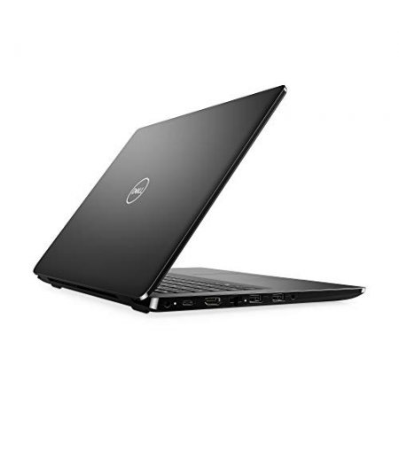"Dell Latitude 3400 Laptop (8th Gen Core i5-8265U, 8GB RAM, 1TB HDD, No ODD, 14"" HD DIsplay, UHD 620 Graphics, Windows 10 Pro,  3 Years ADP Warranty) Black"