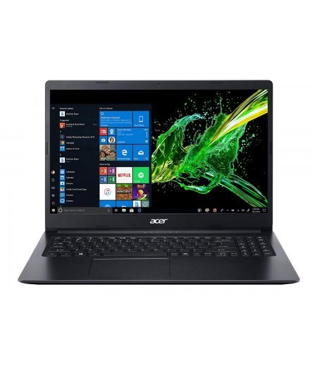 "Acer Aspire 3 Slim A315-22 (A4-9120, 4GB RAM, 1TB HDD, 15.6"" HD, Windows 10, Black) 1.9 Kg Thin and Light"