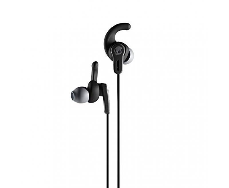 Skullcandy Inkd Plus Active Wireless in-Earphone with Mic (Black/Gray)