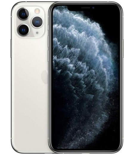 Apple iPhone 11 Pro (64GB, Silver)