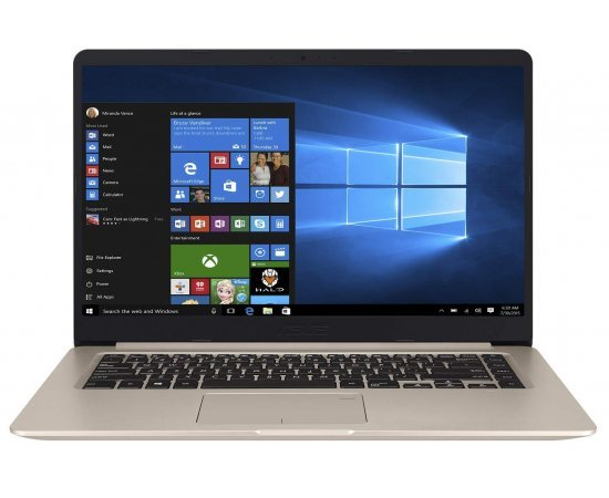 ASUS VivoBook X510QA 15.6-inch FHD Thin and Light Laptop (AMD Quad Core A12-9720, 8GB RAM, 512GB SSD, Windows 10, Integrated Graphics, FP Reader, 1.70 kg) Gold