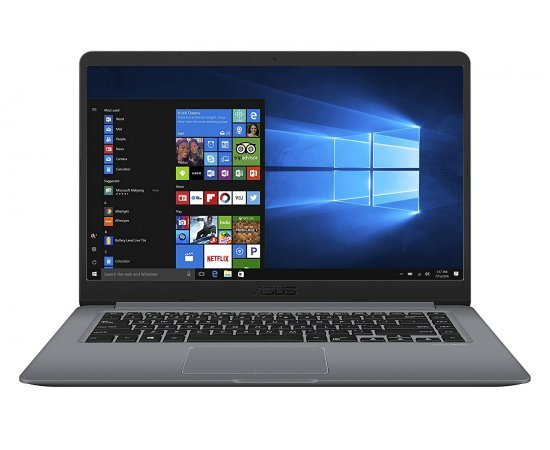 ASUS VivoBook X510QA-EJ201T AMD Quad Core A12-9720P 15.6-inch FHD Thin and Light Laptop (8GB RAM/512GB NVMe SSD/Windows 10/Integrated Graphics/FP Reader/1.70 kg), Grey | Gold