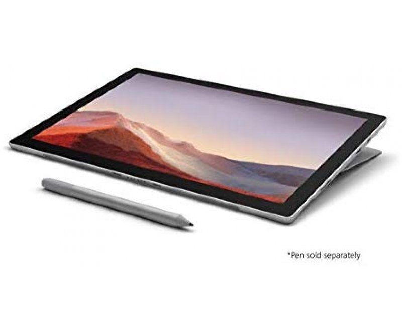 "NEW Microsoft Surface Pro 7 – 12.3"" Touch-Screen - 10th Gen Intel Core i7 - 16GB Memory – 1TB SSD (Latest Model) – Platinum"
